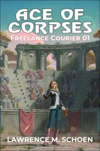 Book Cover: Ace of Corpses