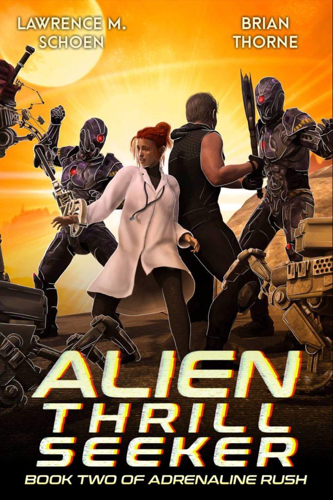 Alien Thrill Seeker