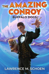 Book Cover: Buffalo Dogs