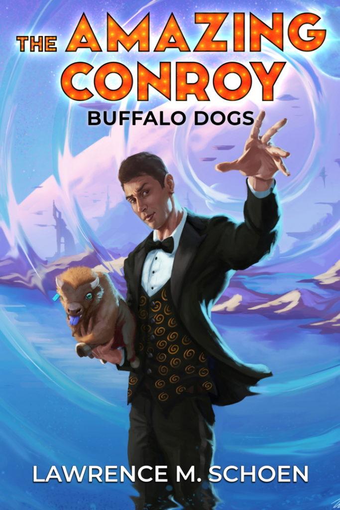 Book Cover: Buffalo Dogs