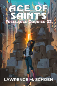 Book Cover: Ace of Saints