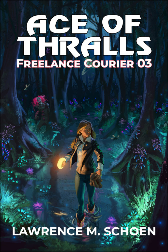 Book Cover: Ace of Thralls